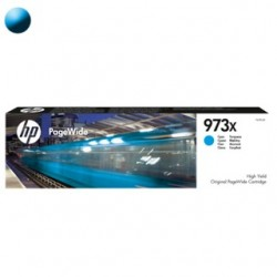 HP Cartridge PageWide F6T81AE 973X  Cyan 7000str