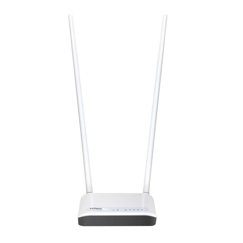 Edimax 802.11n N300 Router, 10/100 1xWAN, 4xLAN, 2x 9dBi detachable antena BR-6428nC