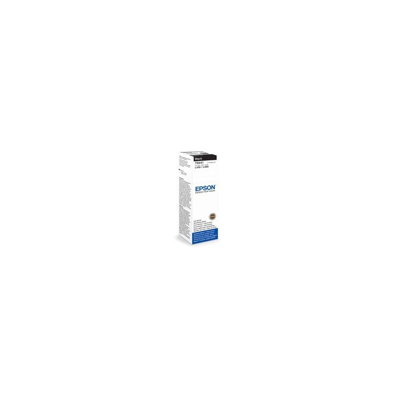 Cartridge Epson C13T66414A black