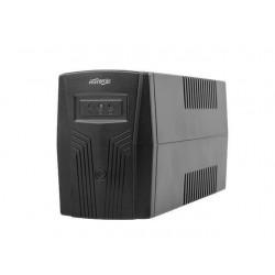 UPS Energenie by Gembird 650 VA 'Basic 650' UPS,AVR,Shuko output sockets,black EG-UPS-B650