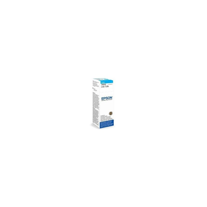 Cartridge Epson C13T66424A cyan