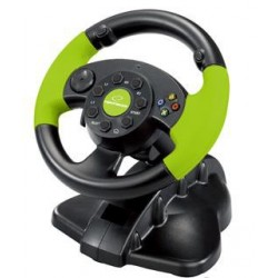 Esperanza EG104 HIGH OCTANE XBOX 360 herný volant s vibr. pre PC/PS3/XBOX EG104 - 5905784769301