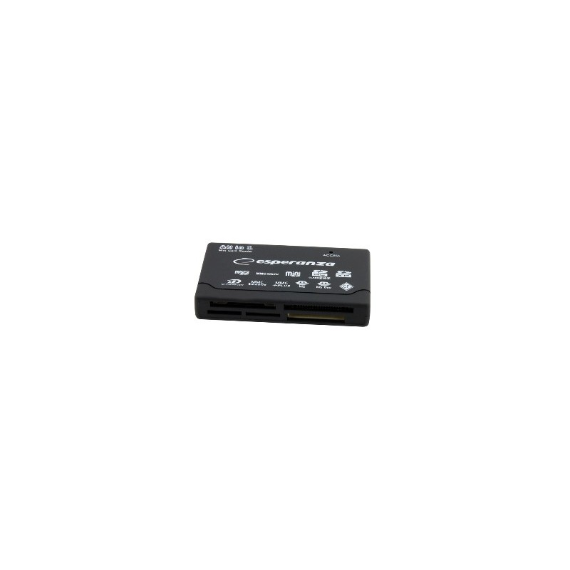 Esperanza EA119 Čítačka kariet All-in-One USB 2.0 EA119 - 5905784768632