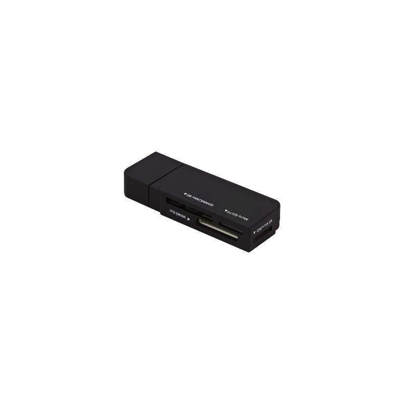 Esperanza EA128 Čítačka kariet All-in-One USB 2.0 EA128 - 5905784769943