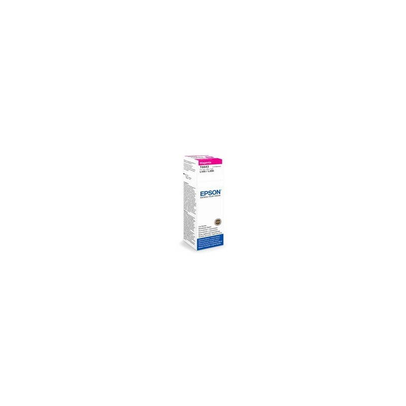 Cartridge Epson C13T66434A magenta