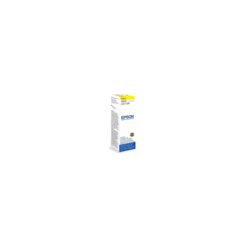 Cartridge Epson C13T66444A yellow
