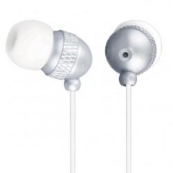 Esperanza EH126 Stereo slúchadlá do uší, strieborno-biele EH126 - 5905784769370