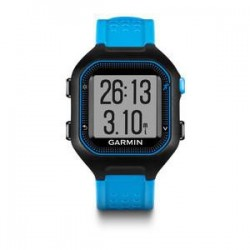 Garmin Forerunner 25 Black/Blue (vel. XL) 010-01353-11