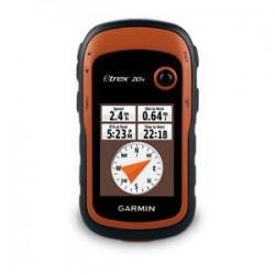 Garmin eTrex 20x Eastern Europe, 2.2', bez TOPO máp 010-01508-02