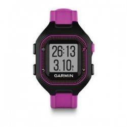 Garmin Forerunner 25 Black/Purple (vel. S) 010-01353-30