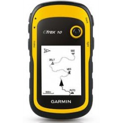 Garmin eTrex 10, 2.2', bez TOPO máp 010-00970-00