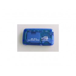 Gembird univerzálna čítačka kariet flash 26v1 USB 2.0 FD2-ALLIN1