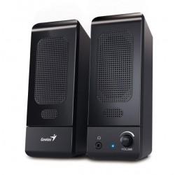 Genius Speakers SP-U120, USB, black 31731057100