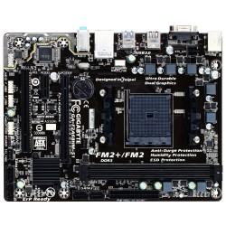 Gigabyte GA-F2A68HM-S1, A68H, DualDDR3-2133, SATA3, RAID, D-Sub, mATX