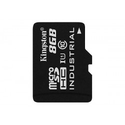 Kingston micro SDHC 8GB UHS-I Industrial Temp Card Single Pack, bez...