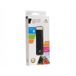 TRACER - Power Bank 2600 mAh cierna TRABAT44689