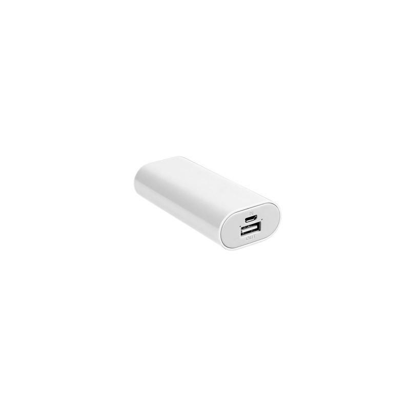 TRACER - Power Bank 5200 mAh White TRABAT45045