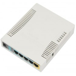 MikroTik RB951Ui-2HnD RouterOS L4 128MB RAM, 5xLAN, 1xUSB, 2.4GHz 802.11b/g/n MT RB951Ui-2HnD