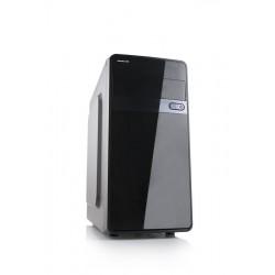 MODECOM PC skrinka TREND Mini USB 3.0 x 1 / USB 2.0 x 2 /HD-AUDIO / bez zdroje AM-TREN-10-0000000-0002