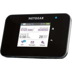 Netgear AirCard 810S Router 3G/4G LTE ULTRA 802.11ac, Mobile HOT...