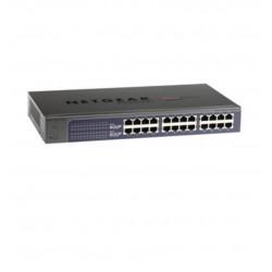 Netgear ProSafe Plus 24-Port Gigabit Rack Switch (JGS524E v2) JGS524E-200EUS