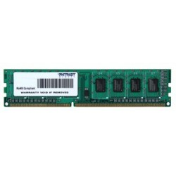 Patriot 4GB 1333MHz DDR3 CL9 DIMM PSD34G133381