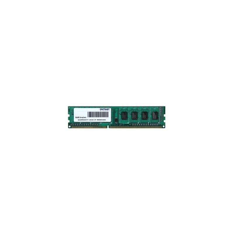 Patriot 4GB 1333MHz DDR3 CL9 DIMM PSD34G133381
