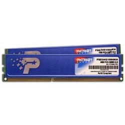 Patriot  2x4GB  1333MHz DDR3 CL9 DIMM s chladičom PSD38G1333KH