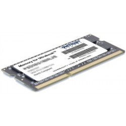 Patriot 4GB Ultrabook Line 1600MHz DDR3 CL11 SODIMM, pre Ultrabooky PSD34G1600L2S