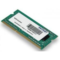 Patriot 4GB Signature Line 1600MHz DDR3 CL11 SODIMM PSD34G160081S
