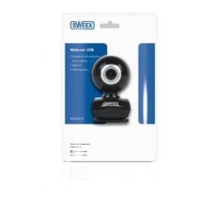 Sweex Webová kamera USB 2.0 VGA, čierna WC035v2