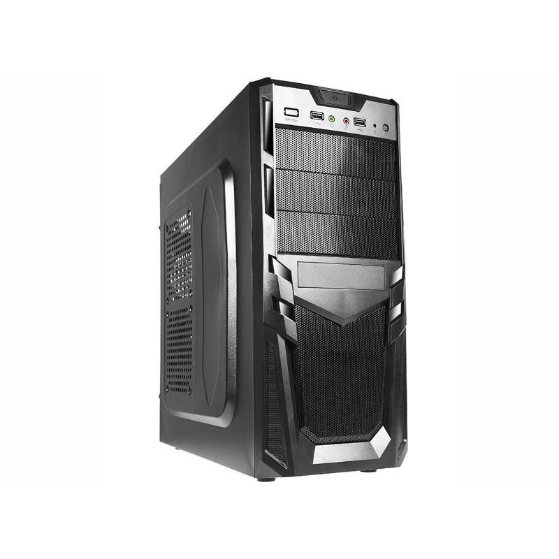 Tracer JOKER Midi Tower PC skrinka, bez zdroja, čierna TRAOBU43803