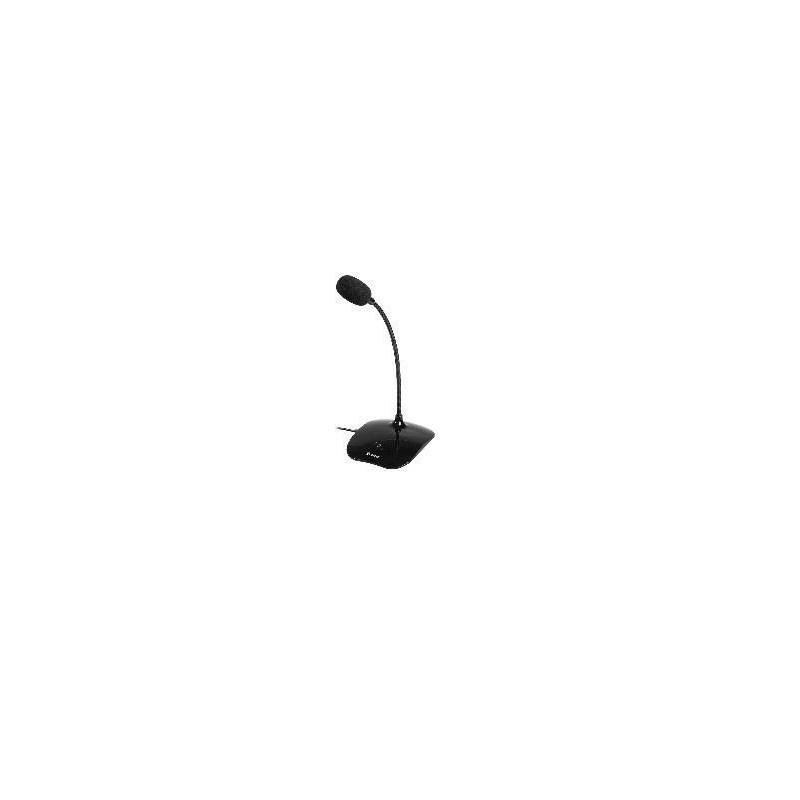 Tracer TEAM stolný mikrofón, všesmerový, ohybné rameno, vypínač, TRAMIC45436