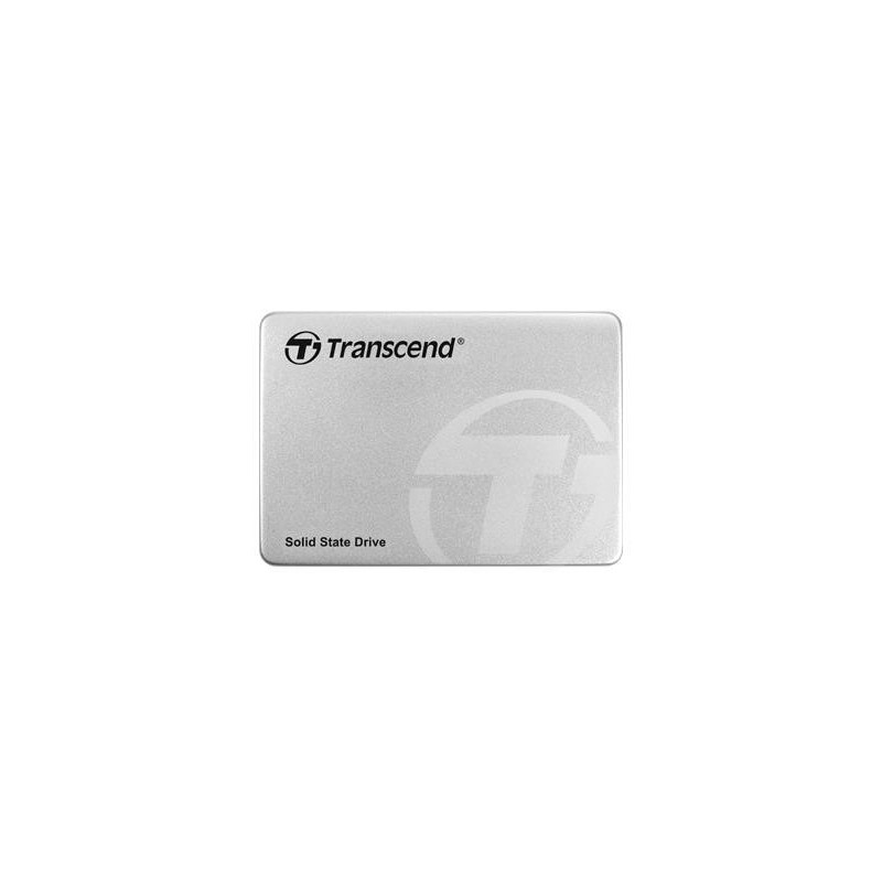 Transcend SSD SSD370 32GB SATA3 2,5' 7mm Read:Write (230/40MB/s) Aluminum case TS32GSSD370S