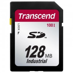 Transcend 128MB SDHC Cl6 Industrial TS128MSD100I