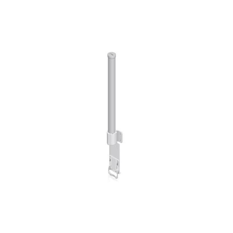 Ubiquiti AMO-5G13 5GHz Next-Gen 2x2 Dual Polarity MIMO Omni Antenna, 13 dBi