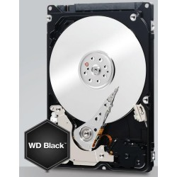 Western Digital Black WD3200LPLX 320GB HDD 2.5', SATA/600, 7200RPM, 32MB cache