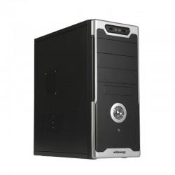 Whitenergy Počítačová skříň Midi Tower PC-3035 so ATX zdrojom 400W ATX 2.2 12cm 06782