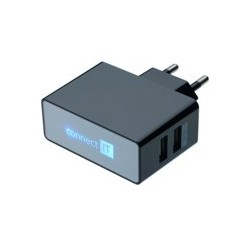 Connect IT CI-153 Power Charger 2x USB ci-153