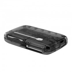 4World Univerzálna čítačka flash kariet 26v1 USB 2.0 03274
