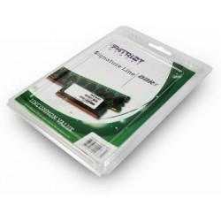 Patriot 4GB Signature Line 1333MHz DDR3 CL9 SODIMM PSD34G13332S