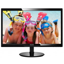 Monitor Philips 246V5LDSB/00, 24inch, FullHD, HDMI, speakers, black