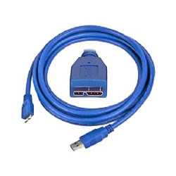 Gembird KABEL USB 3.0 Micro 3m prepojovací CCP-mUSB3-AMBM-10