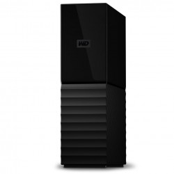 External HDD WD My Book EMEA, 3.5', 8TB, USB 3.0, black WDBBGB0080HBK-EESN