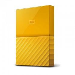 External HDD WD My Passport 2.5' 1TB USB 3.0 Yellow WDBYNN0010BYL-WESN