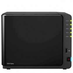 Synology NAS Server DS415play 4xHDD