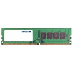 Patriot Signature DDR4 4GB 2133MHz CL15 1.2V UNBUFFERED DIMM, 256x16 chip build PSD44G213382
