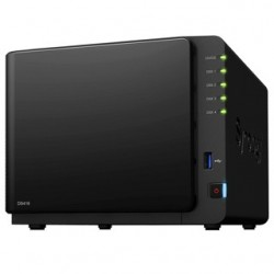 Synology NAS Server DS416 4xHDD