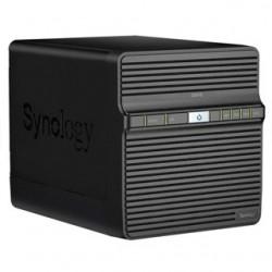Synology NAS Server DS416j 4xHDD