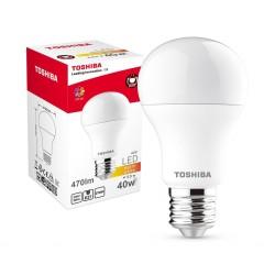 LED Lamp TOSHIBA A60 | 40W 2700K 80Ra ND E27 00101315010B